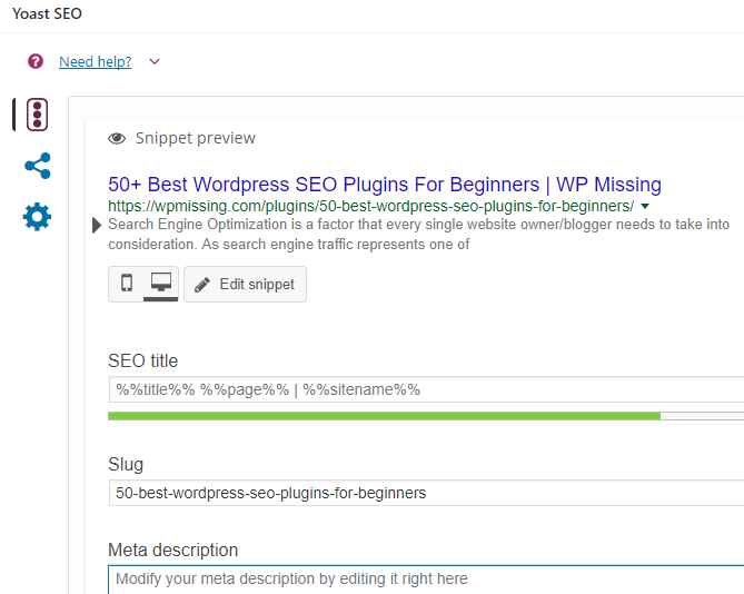 20 Best Wordpress SEO Plugins To Improve SEO Rankings (2019