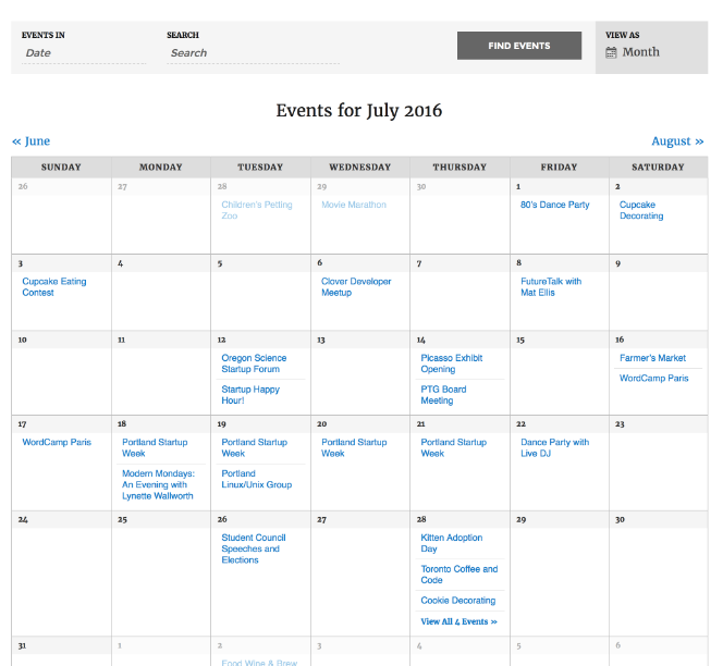 10 Best Free Wordpress Calendar Plugins To Manage Events And