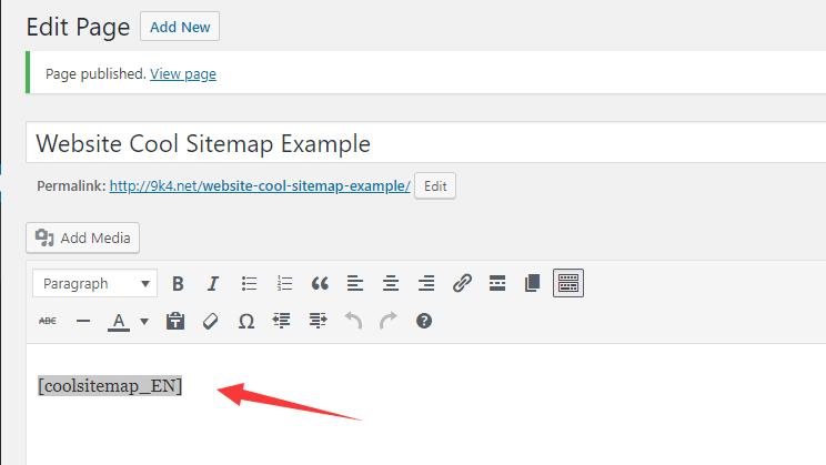 Minimalist HTML Sitemap Generator - Website Cool Sitemap
