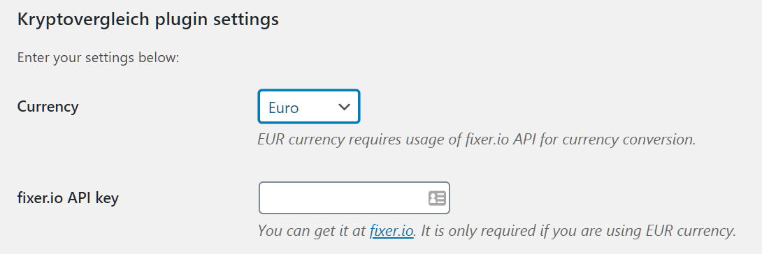real time cryptocurrency prices euro
